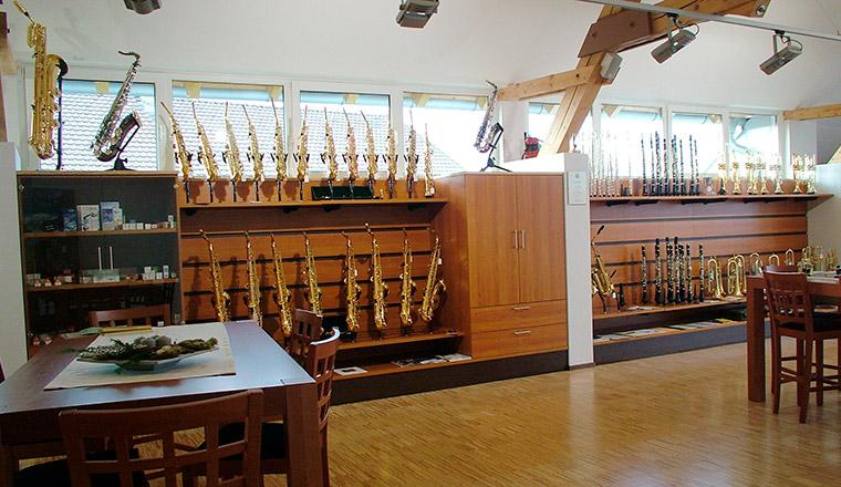 Instrumentenverkauf in Straubing